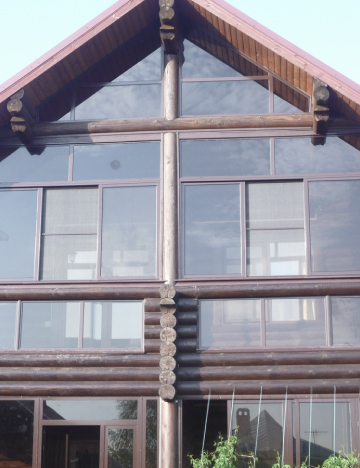 Остекление домов и балконов. Фото - 2