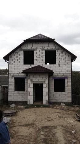 Строительство дома. Фото - 4